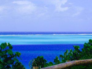 タヒチ ファヒネ島