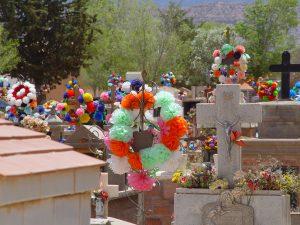 キュートな墓地
