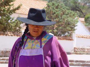 アルゼンチンの女性 Photo by Guido